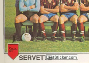 Servette(Team), puzzle 3 (European Cup-Winners Cup)