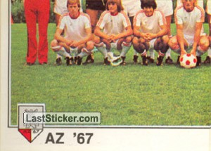 AZ '67(Team), puzzle 3 (European Cup-Winners Cup)