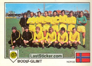 Bodo-Glimt(Team) (European Cup-Winners Cup)
