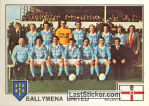 Ballymena United(Team) (European Cup-Winners Cup)
