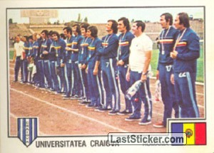 Universitatea Craiova(Team) (European Cup-Winners Cup)