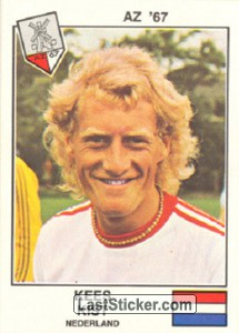 Kist(AZ '67) (The Stars of the European Cup-Winners Cup 1978-79)