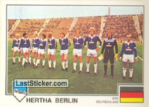 Hertha Berlin(Team) (UEFA Cup)