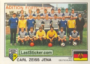 Carl Zeiss Jena(Team) (UEFA Cup)