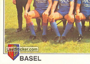Basel(Team), puzzle 3 (UEFA Cup)