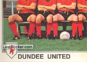 Dundee United(Team), puzzle 3 (UEFA Cup)