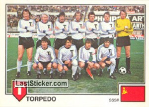 Torpedo Moscow(Team) (UEFA Cup)