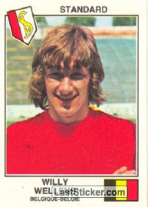 Wellens(Standard) (The Stars of the UEFA Cup 1978-79)