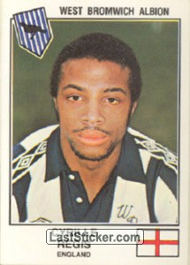 Regis(West Bromwich Albion) (The Stars of the UEFA Cup 1978-79)