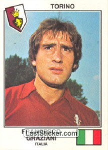 Graziani(Torino) (The Stars of the UEFA Cup 1978-79)