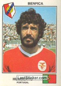 Humberto(Benfica) (The Stars of the UEFA Cup 1978-79)