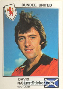 Narey(Dundee United) (The Stars of the UEFA Cup 1978-79)