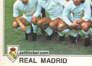 Real Madrid(Team), puzzle 3 (European Cup)