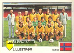Lillestrom(Team) (European Cup)