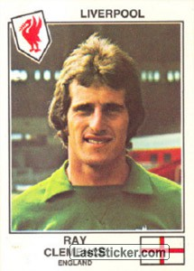 Clemence(Liverpool) (The Stars of the European Cup 1978-79)