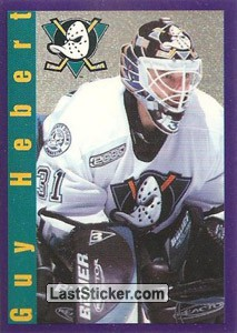 Guy Hebert (Anaheim Mighty Ducks)