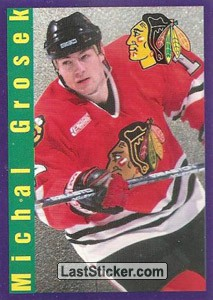 Michal Grosek (Chicago Blackhawks)