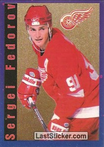 Sergei Fedorov (Detroit Red Wings)