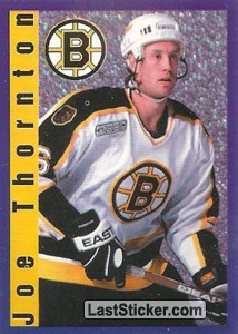 Joe Thornton (Boston Bruins)