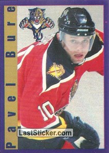 Pavel Bure (Florida Panthers)