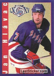 Jan Hlavac (New York Rangers)