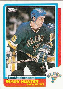 Mark Hunter (St. Louis Blues)