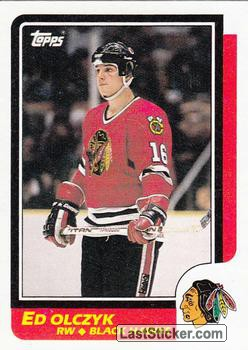 Ed Olczyk (Chicago Blackhawks)