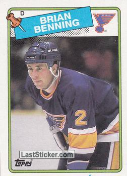 Brian Benning (St. Louis Blues)