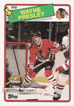 Wayne Presley (Chicago Blackhawks)