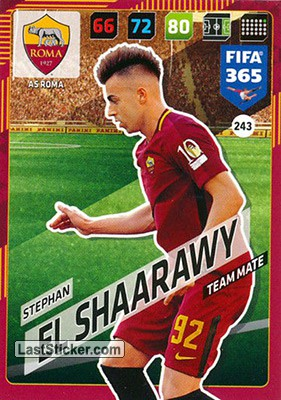 Stephan El Shaarawy (AS Roma)