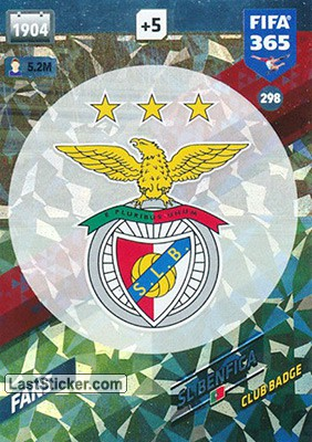Club Badge (SL Benfica)