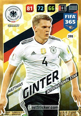 Matthias Ginter (Germany)