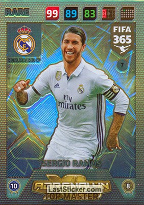 Sergio Ramos (Real Madrid CF)