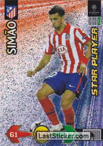 Simao (Atletico Madrid)