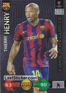 Thierry Henry (FC Barcelona)