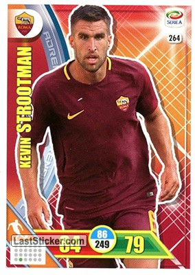 Kevin Strootman (Roma)