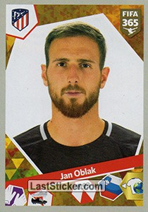 Jan Oblak (Atlético de Madrid)