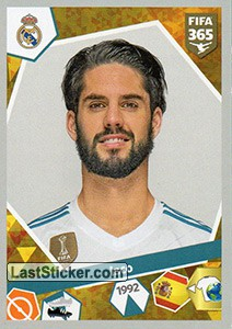 Isco Alarcón (Real Madrid CF)