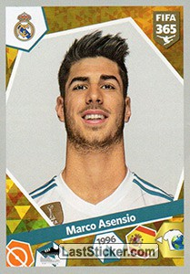 Marco Asensio (Real Madrid CF)