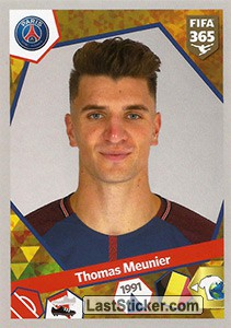 Thomas Meunier (Paris Saint-Germain)