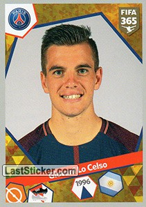 Giovani Lo Celso (Paris Saint-Germain)