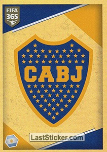 Boca Juniors - Logo (Boca Juniors)