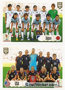 Japan / USA (FIFA U-20 Women's World Cup 2016)
