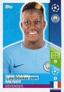 Benjamin Mendy (Manchester City FC)