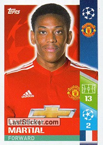 Anthony Martial (Manchester United FC)