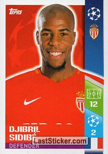 Djibril Sidibé (AS Monaco FC)