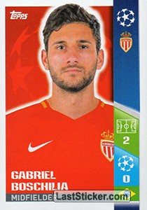 Gabriel Boschilia (AS Monaco FC)