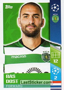 Bas Dost (Sporting CP)