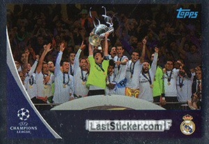 Real Madrid CF (Winners)