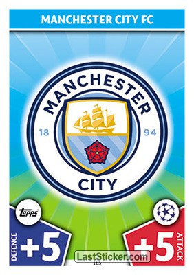 Club Badge (Manchester City FC)